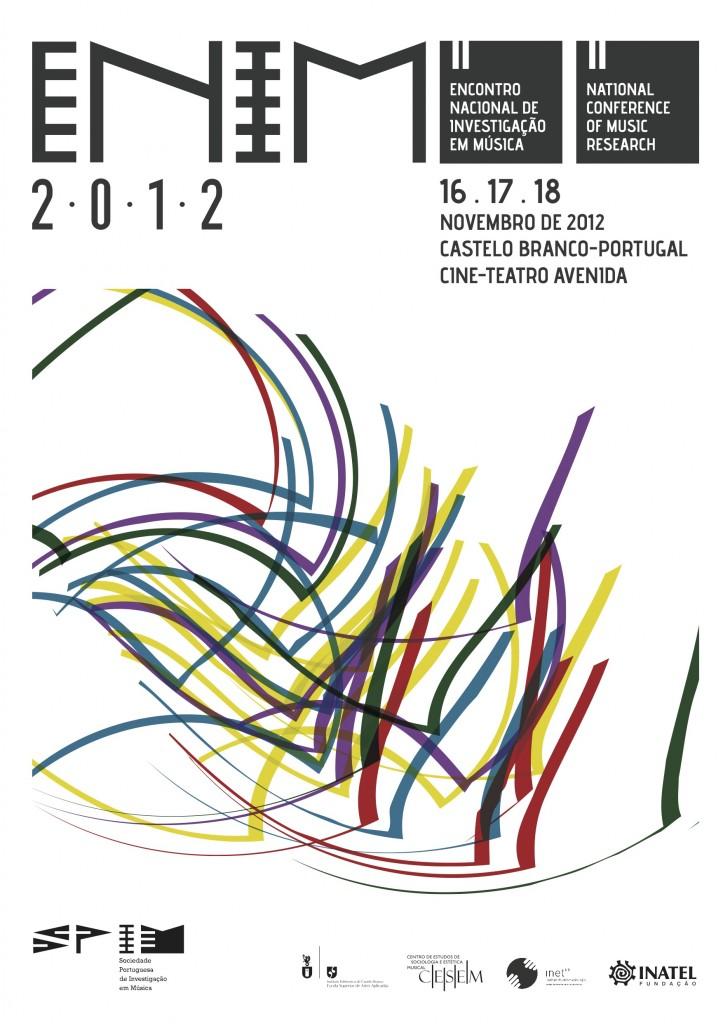 cartaz ENIM 2012